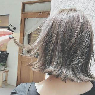 ゆるふわ モード ショート オフィス ヘアスタイルや髪型の写真・画像