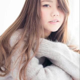 愛され 大人かわいい 外国人風 ゆるふわ ヘアスタイルや髪型の写真・画像