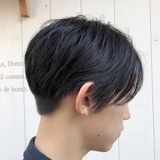 ショートボブ フェミニン ミディアム インナーカラー ヘアスタイルや髪型の写真・画像