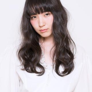 ゆるふわ ナチュラル 姫カット ガーリー ヘアスタイルや髪型の写真・画像
