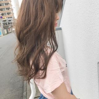デート エフォートレス 大人かわいい ナチュラル ヘアスタイルや髪型の写真・画像