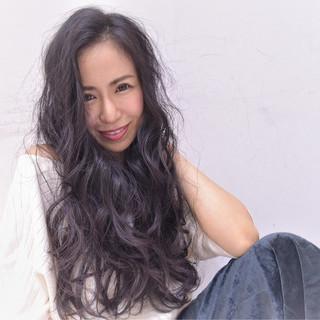 こなれ感 黒髪 暗髪 コンサバ ヘアスタイルや髪型の写真・画像
