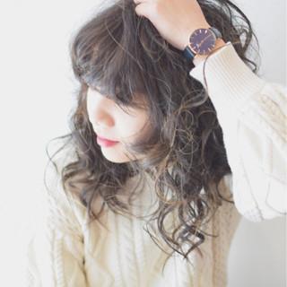ゆるふわ ヘアアレンジ ナチュラル 抜け感 ヘアスタイルや髪型の写真・画像