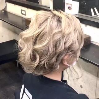 切りっぱなしボブ ショートボブ ボブ ショートヘア ヘアスタイルや髪型の写真・画像