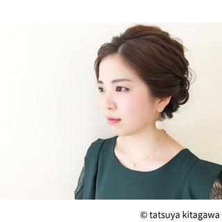 ヘアアレンジ 結婚式 モード 外国人風 ヘアスタイルや髪型の写真・画像