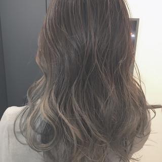 こなれ感 外国人風 エレガント ハイライト ヘアスタイルや髪型の写真・画像