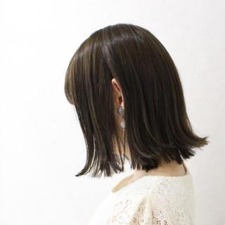 外国人風カラー 女子会 外国人風 ボブ ヘアスタイルや髪型の写真・画像