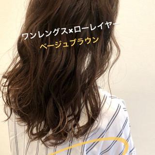 大人女子 愛され モテ髪 コンサバ ヘアスタイルや髪型の写真・画像 ヘアスタイルや髪型の写真・画像