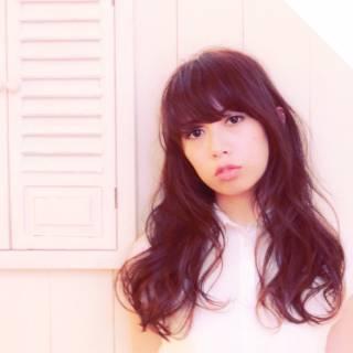 コンサバ 丸顔 卵型 モテ髪 ヘアスタイルや髪型の写真・画像