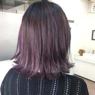 モード ボブ カラーバター ヘアスタイルや髪型の写真・画像