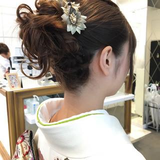 ヘアアレンジ 簡単ヘアアレンジ ハーフアップ 大人女子 ヘアスタイルや髪型の写真・画像