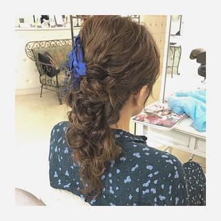 大平 結花さんのヘアスナップ