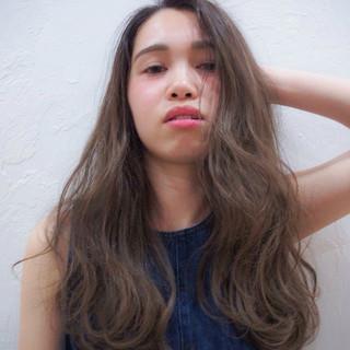 ストリート パーマ 夏 春 ヘアスタイルや髪型の写真・画像