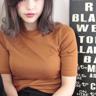 透明感 ストリート 外国人風 グラデーションカラー ヘアスタイルや髪型の写真・画像