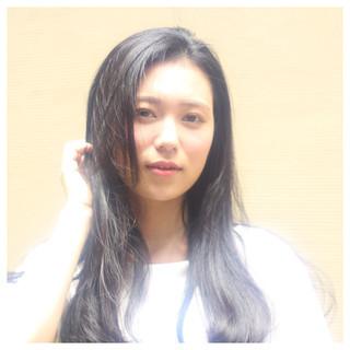 ゆるふわ 大人かわいい ナチュラル セミロング ヘアスタイルや髪型の写真・画像