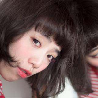 外国人風 春 愛され モテ髪 ヘアスタイルや髪型の写真・画像