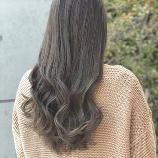 外国人風 ハイライト フェミニン 大人かわいい ヘアスタイルや髪型の写真・画像