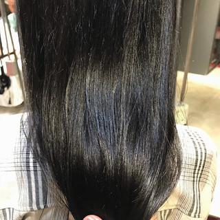 ナチュラル 秋冬スタイル oggiotto ロング ヘアスタイルや髪型の写真・画像