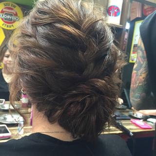 アップスタイル 和装 パーティ ヘアアレンジ ヘアスタイルや髪型の写真・画像 ヘアスタイルや髪型の写真・画像