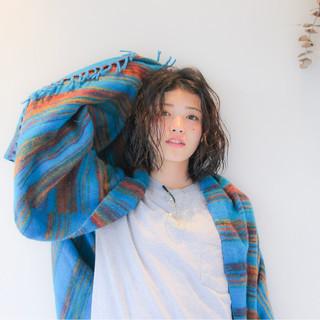 フェミニン イルミナカラー 透明感 秋 ヘアスタイルや髪型の写真・画像