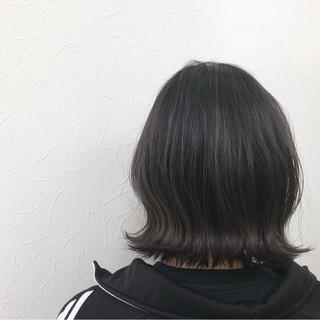 ウルフカット ボブ 外国人風カラー ナチュラル ヘアスタイルや髪型の写真・画像