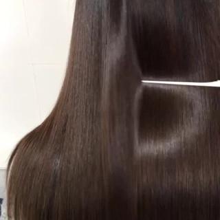 安達瞭さんのヘアスナップ
