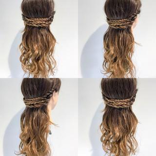 アウトドア エレガント ヘアアレンジ ショート ヘアスタイルや髪型の写真・画像 ヘアスタイルや髪型の写真・画像