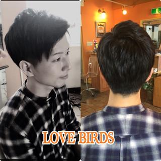 ショート 坊主 ストリート メンズ ヘアスタイルや髪型の写真・画像