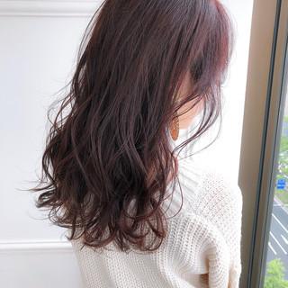 暗髪女子 大人可愛い 愛され ナチュラル ヘアスタイルや髪型の写真・画像