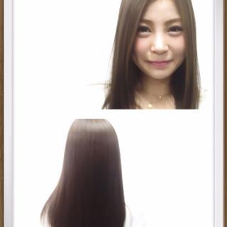 アッシュ 外国人風 フェミニン ナチュラル ヘアスタイルや髪型の写真・画像 ヘアスタイルや髪型の写真・画像