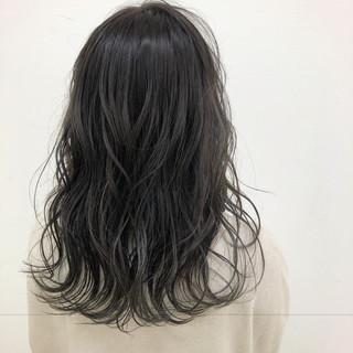 グラデーションカラー ナチュラル ヘアアレンジ デート ヘアスタイルや髪型の写真・画像