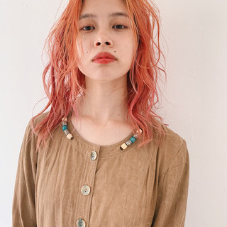 ピンク ナチュラル ナチュラル可愛い 簡単ヘアアレンジ ヘアスタイルや髪型の写真・画像