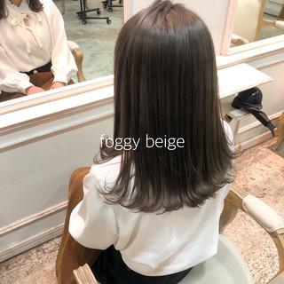 イルミナカラー n. ミディアム 外国人風カラー ヘアスタイルや髪型の写真・画像