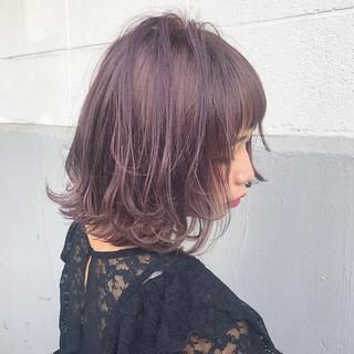 ウェーブ アンニュイ 透明感 ハロウィン ヘアスタイルや髪型の写真・画像