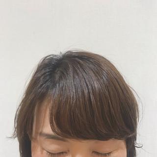 ショートボブ フェミニン ベリーショート 重めバング ヘアスタイルや髪型の写真・画像