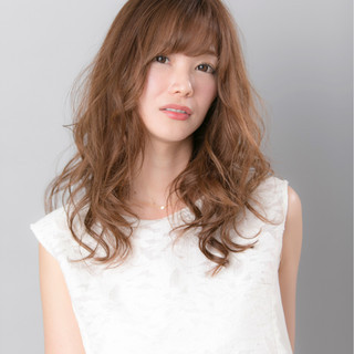 愛され 大人かわいい かわいい リラックス ヘアスタイルや髪型の写真・画像