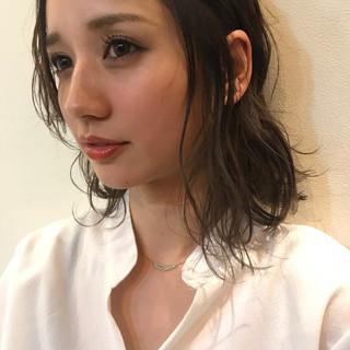 成人式 デート オフィス モード ヘアスタイルや髪型の写真・画像