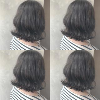 韓国 ヘアアレンジ 簡単ヘアアレンジ ボブ ヘアスタイルや髪型の写真・画像 ヘアスタイルや髪型の写真・画像