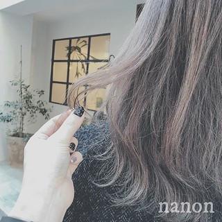ミディアム クリスマス こなれ感 デート ヘアスタイルや髪型の写真・画像