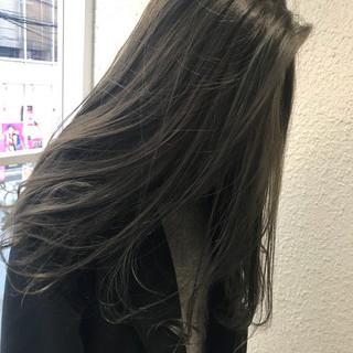 外国人風 デート ナチュラル 冬 ヘアスタイルや髪型の写真・画像