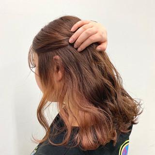 フェミニン ロング モテ髪 デート ヘアスタイルや髪型の写真・画像