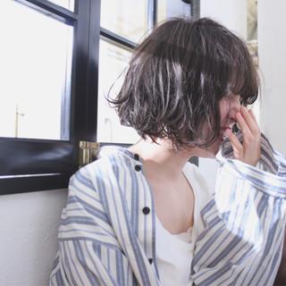 エフォートレス 抜け感 ウェーブ 女子力 ヘアスタイルや髪型の写真・画像