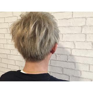ボーイッシュ メンズ ストリート ヘアアレンジ ヘアスタイルや髪型の写真・画像 ヘアスタイルや髪型の写真・画像
