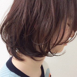 大人女子 大人かわいい レイヤーカット ナチュラル ヘアスタイルや髪型の写真・画像