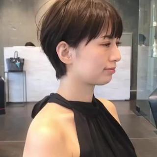 辺見えみり ショート 田丸麻紀 30代 ヘアスタイルや髪型の写真・画像