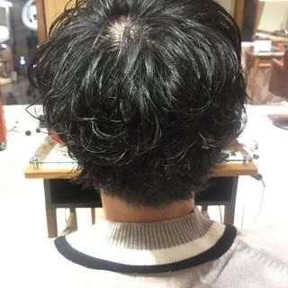 刈り上げ メンズ ショート ツーブロック ヘアスタイルや髪型の写真・画像