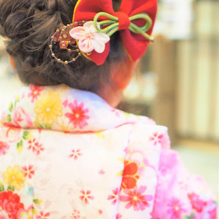 志治 幸佳さんのヘアスナップ