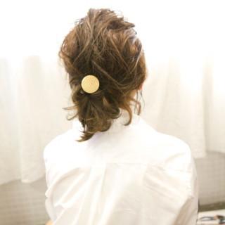 夏 ヘアアレンジ 編み込み 外国人風 ヘアスタイルや髪型の写真・画像