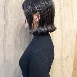 ハンサムショート ショートボブ 外ハネボブ ミニボブ ヘアスタイルや髪型の写真・画像