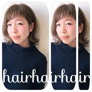 ボブ 外国人風 ストリート ウェットヘア ヘアスタイルや髪型の写真・画像